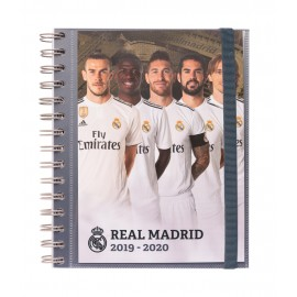 AGENDA ESCOLAR 2019/2020 SV REAL MADRID