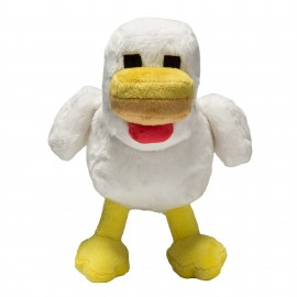 PELUCHE MINECRAFT POLLO MULTICOLOR