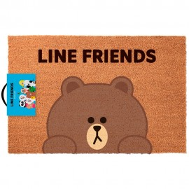 FELPUDO LINE FRIENDS