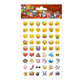SET STICKERS EMOJI