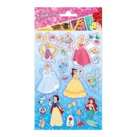 SET STICKERS DISNEY PRINCESS