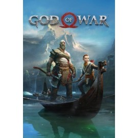 POSTER GOD OF WAR KEY ART