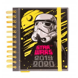 AGENDA ESCOLAR 2019/2020 DP M STAR WARS