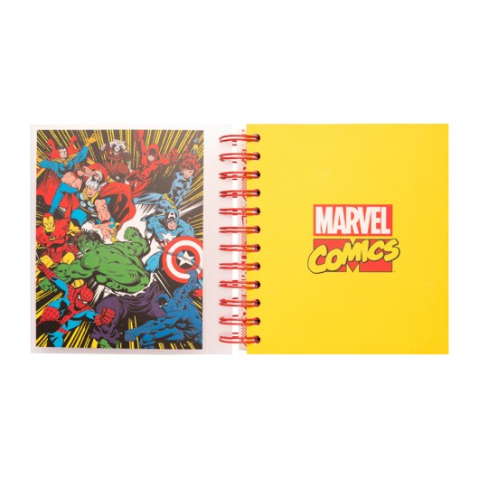 AGENDA ESCOLAR 2019/2020 DP M MARVEL