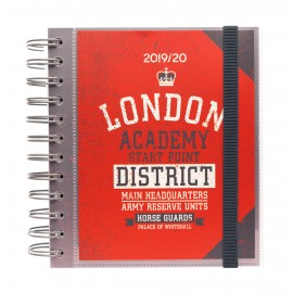 AGENDA ESCOLAR 2019/2020 DP M LONDON