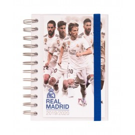 AGENDA ESCOLAR 2019/2020 DP S REAL MADRID