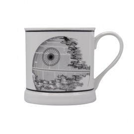 TAZA VINTAGE STAR WARS DEATH STAR