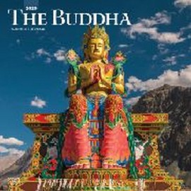 CALENDARIO 2020 30X30 THE BUDDHA