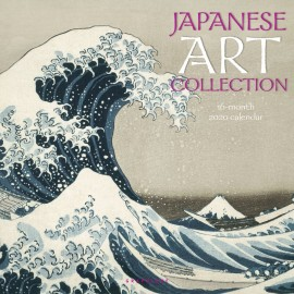 CALENDARIO 2020 30X30 JAPANESE ART COLLECTION