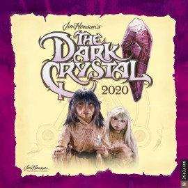 CALENDARIO 2020 30X30 JIM HENSONS THE DARK CRYSTAL