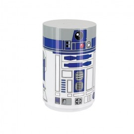 LAMPARA MINI STAR WARS R2 D2  WITH TRY ME
