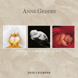 CALENDARIO 2020 30X30 ANNE GEDDES