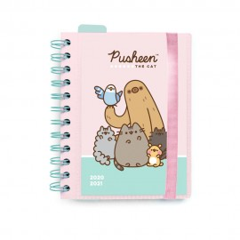 AGENDA ESCOLAR 2020/2021 DP S PUSHEEN