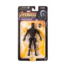 FIGURA MARVEL AVENGERS BLACK PANTER