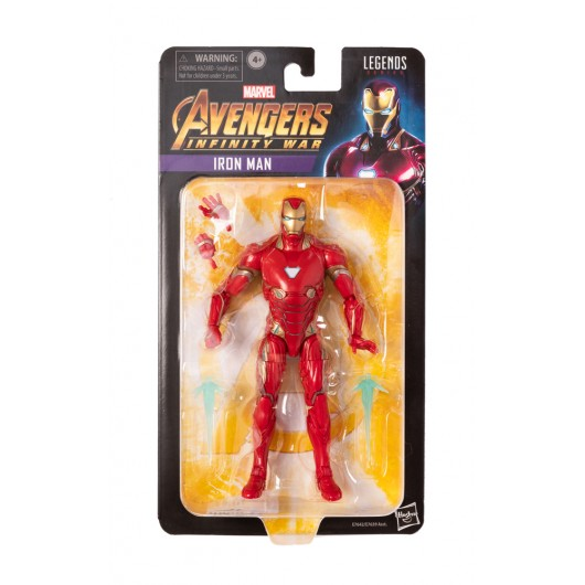 FIGURA MARVEL AVENGERS IRON MAN