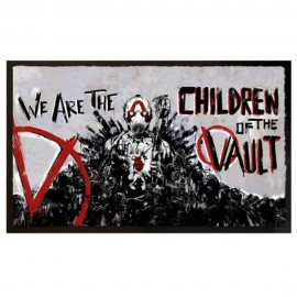 FELPUDO BORDERLANDS 3 CHILDREN OF THE VAULT