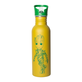 BOTELLA METALICA MARVEL GOTG GROOT