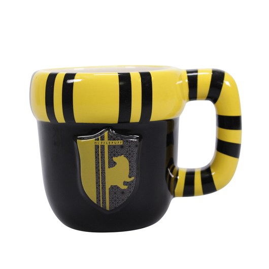 TAZA 3D HARRY POTTER HUFFLEPUFF