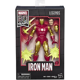 FIGURA MARVEL LEGENDS IRON MAN V. ALEX ROSS