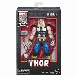 FIGURA MARVEL LEGENDS THOR VER ALEX ROSS