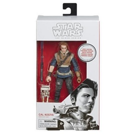 FIGURAS STAR WARS BLACK SERIES CAL KESTIS