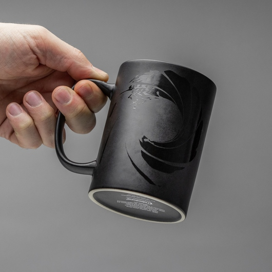 TAZA JAMES BOND