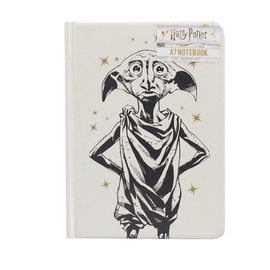 CUADERNO A7 HARRY POTTER DOBBY