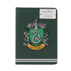 CUADERNO A7 HARRY POTTER SLYTHERIN