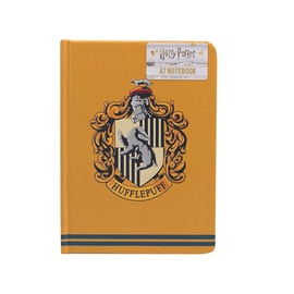 CUADERNO A7 HARRY POTTER HUFFLEPUFF