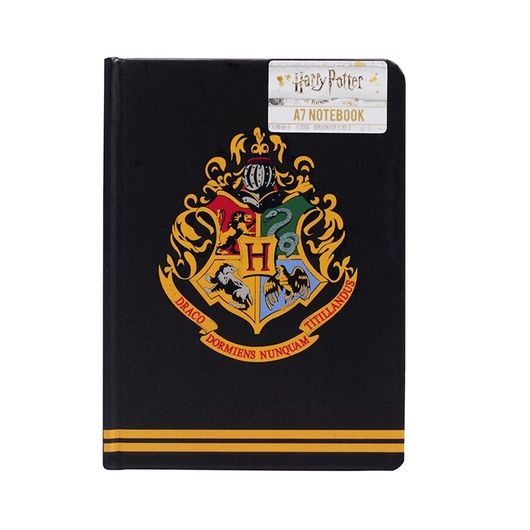 CUADERNO A7 HARRY POTTER HOWGARTS