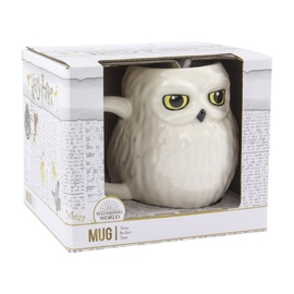 TAZA 3D HARRY POTTER HEDWIG