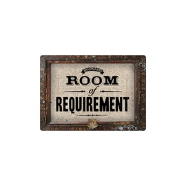 IMAN METAL HARRY POTTER ROOM OF REQUIREMENT