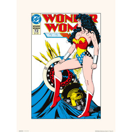PRINT 30X40 CM DC WONDER WOMAN VOL 2 NO.72