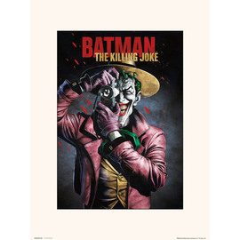 PRINT 30X40 CM DC COMICS BATMAN THE KILLING JOKE