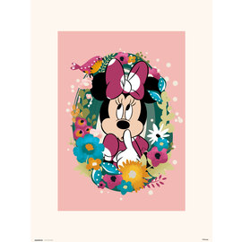 PRINT 30X40 CM DISNEY MINNIE