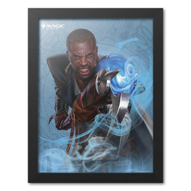 PRINT ENMARCADO 30X40 CM MAGIC THE GATHERING TEFERI