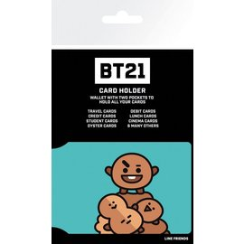 TARJETERO BT21 SHOOKY