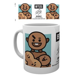 TAZA BT21 SHOOKY