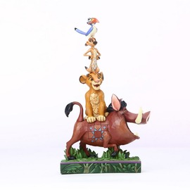 FIGURA DISNEY THE LION KING STACKING  FIGURINE