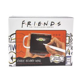 TAZA FRIENDS CENTRAL PERK PIZARRA