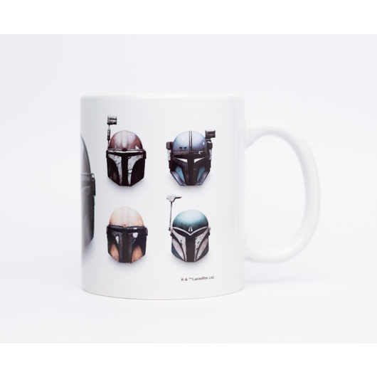 TAZA STAR WARS THE MANDALORIAN