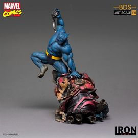 FIGURA BDS ART SCALE 1/10 X-MEN BEAST
