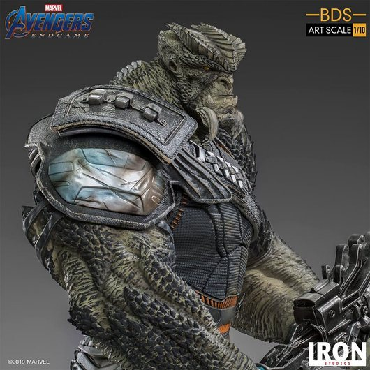 FIGURA BDS ART SCALE 1/10 VENGADORES: ENDGAME BLACK ORDER CULL OBSIDIAN