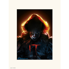 PRINT 30X40 CM IT CHAPTER TWO