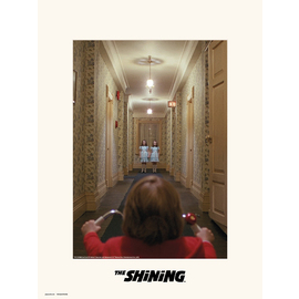 PRINT 30X40 CM THE SHINING VIÑETA GEMELA