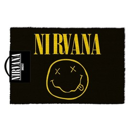 FELPUDO NIRVANA SMILEY