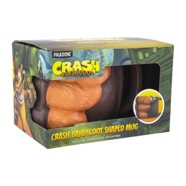 TAZA CRASH BANDICOOT