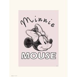 PRINT 30X40 CM DISNEY MINNIE MOUSE