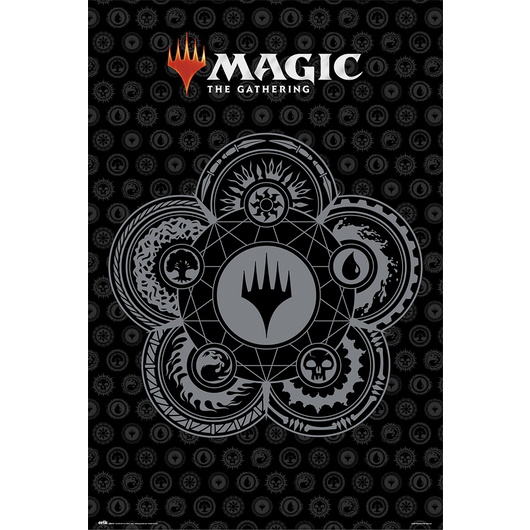 POSTER MAGIC THE GATHERING