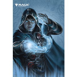 POSTER MAGIC THE GATHERING JACE